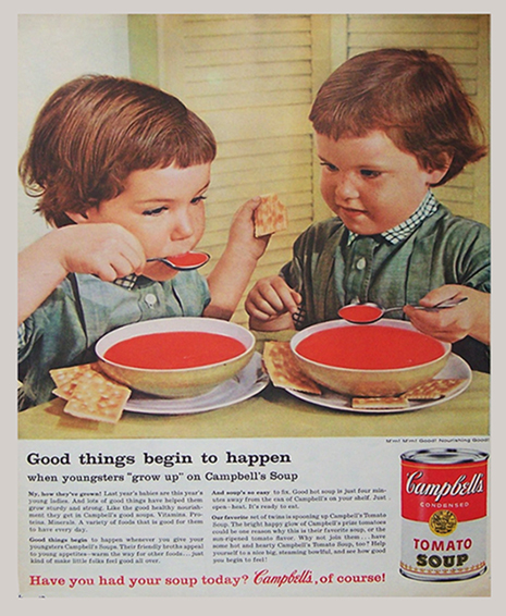 Campbell's Soup 1960
